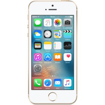 Apple iPhone SE 64Go Or 				 			 			 			 				reconditionné