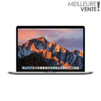 macbook pro 15 gris sid ral 512go touch bar reconditionn tat correct macbook boulanger