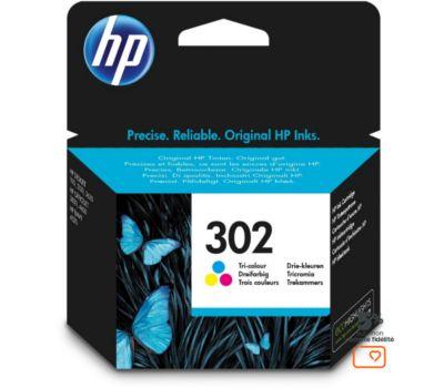 Cartouche d'encre HP N°302 3couleurs