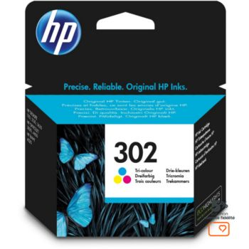 HP 302    3 couleurs