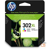 Cartouche d'encre HP N°302 XL 3 couleurs