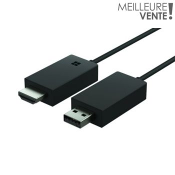 passerelle multimédia microsoft hdmi wireless display adapter v2