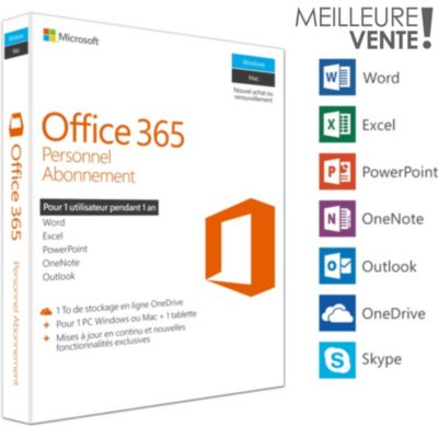 Microsoft office happy achat boulanger - Pack office pour tablette ...