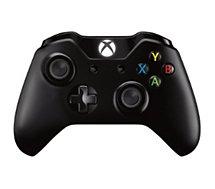 Manette Microsoft  Manette sans fil Xbox One Noire