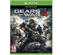 Jeu Xbox One Microsoft Gears of War 4