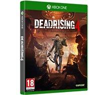 Jeu Xbox One Microsoft Dead Rising 4