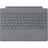 Clavier tablette Microsoft Type Cover Surface Pro - Platine