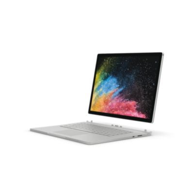 Location PC HYBRIDE MICROSOFT SURFACE BOOK 2 15''- I7 16GO 512GO