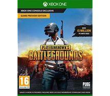 Jeu Xbox One Microsoft PlayerUnknown's Battlegrounds