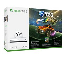 Console Xbox One S Microsoft 1To Rocket League+3M Live Gold