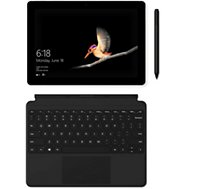 Clavier tablette Microsoft Clavier Type cover Surface Go Noir
