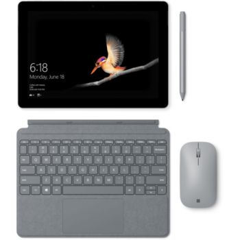 Microsoft Type cover signature Surface GO Platine