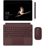 Clavier tablette Microsoft  Type Cover Sign Surface Go Bordeaux