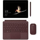 Clavier tablette Microsoft Type Cover Sign Surface Go Bordeaux