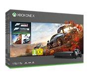 Microsoft Xbox One X Forza Horizon 4 +Motorsport 7