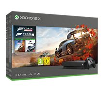 Console Xbox One X Microsoft 1 To Forza Horizon 4 +Motorsport 7