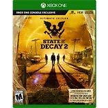 Jeu Xbox One Microsoft State of Decay 2 Ultimate Edition