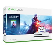 Console Xbox One S Microsoft 1To Battlefield V Ed. Deluxe