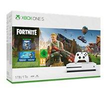 Console Xbox One S Microsoft 1To Fortnite