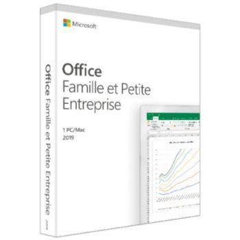 Microsoft Office Famille et Entreprise 2019