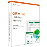 Logiciel de bureautique Microsoft  Office 365 Business Premium