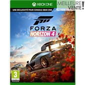 Jeu Xbox One Microsoft Forza Horizon 4