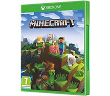 Jeu Xbox One Microsoft  Minecraft Starter Collection