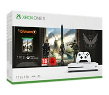 Console Xbox One S Microsoft 1To The Division 2