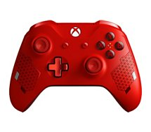 Manette Microsoft Manette sans fil Xbox One Sport Red