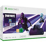 Console Xbox One S Microsoft  1 To Fortnite Ed. limitée