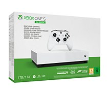 Console Xbox One S Microsoft All digital 1 To