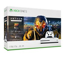 Console Xbox One S Microsoft 1 To Anthem Legion of Dawn