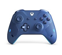 Manette Microsoft Manette Xbox One Sport Bleue