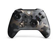 Manette Microsoft  Manette Xbox One Night Ops Camo