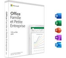 Logiciel de bureautique Microsoft  Famille et Entreprise