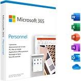 Logiciel de bureautique Microsoft  365 Personnel