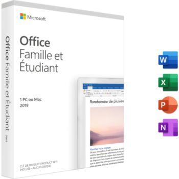 Microsoft Famille et Etudiant