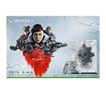 Console Xbox One X Microsoft  1To Gears5