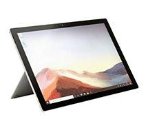 PC Hybride Microsoft  Surface Pro 7 I5 8 128 Platine