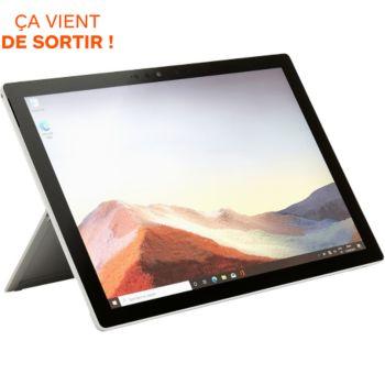 Microsoft Surface Pro 7 I5 8 256 Platine