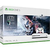 Console Xbox One S Microsoft Star Wars Jedi Fallen Order