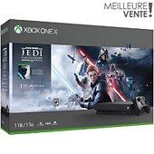Console Xbox One X Microsoft Star Wars Jedi Fallen Order