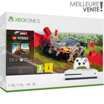 Microsoft 1To Forza Horizon 4+DLC Lego
