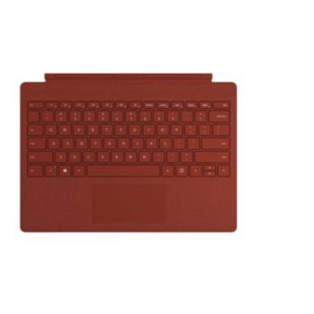 Microsoft Type Cover Surface Pro Rouge  Coquelicot