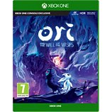 Jeu Xbox One Microsoft  Ori and the Will of the Wisps