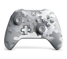 Manette Microsoft  Manette Xbox One Arctic Camo
