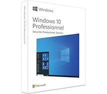 Logiciel de bureautique Microsoft  Windows 10 Pro