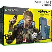 Console Xbox One X Microsoft CyberPunk 2077