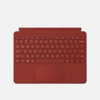 Microsoft Type Cover Surface Go Rouge Coquelic