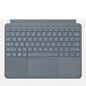 Clavier tablette Microsoft Type Cover Surface Go Bleu Glacier